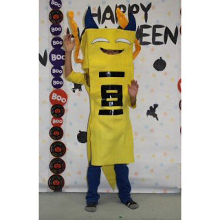 The Best Costume